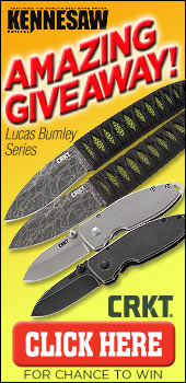CRKT Burnley Sweepstakes